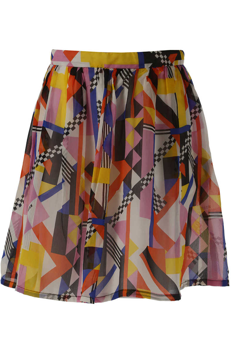 MSGM Kids Skirts for Girls On Sale in Outlet Multicolor UK - GOOFASH - Womens SKIRTS