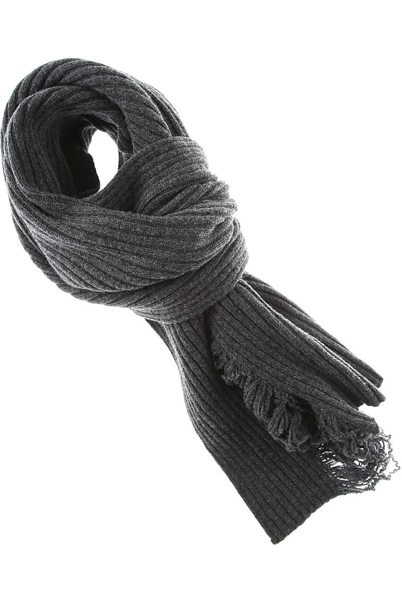 Maison Martin Margiela Scarf for Men On Sale in Outlet Grey - GOOFASH