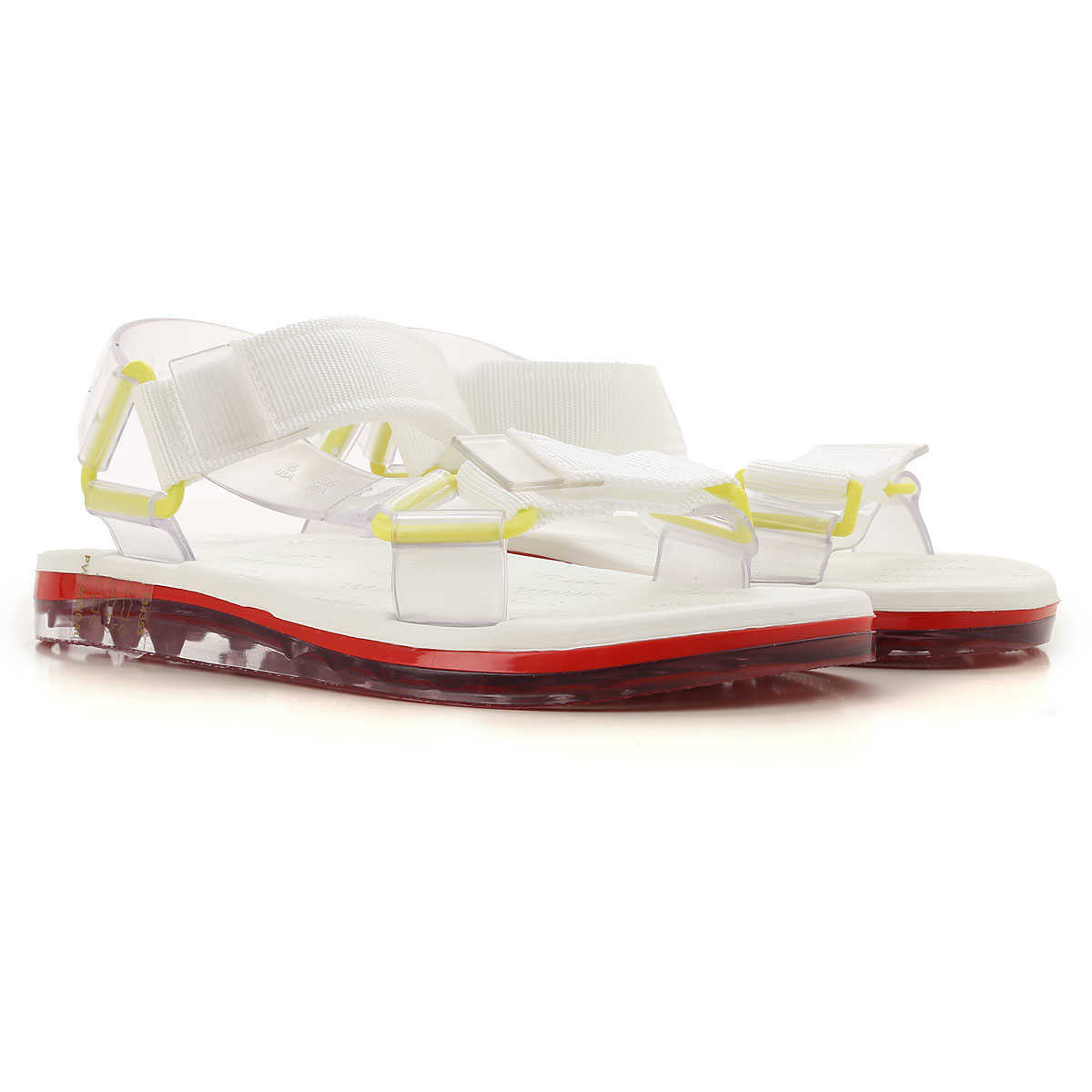 Melissa Sandals for Women On Sale USA 5 - EUR 35/36 USA 6 - EUR 37 USA 7 - EUR 38 USA 8 - EUR 39 USA 9 - E Melissa/rider  UK - GOOFASH