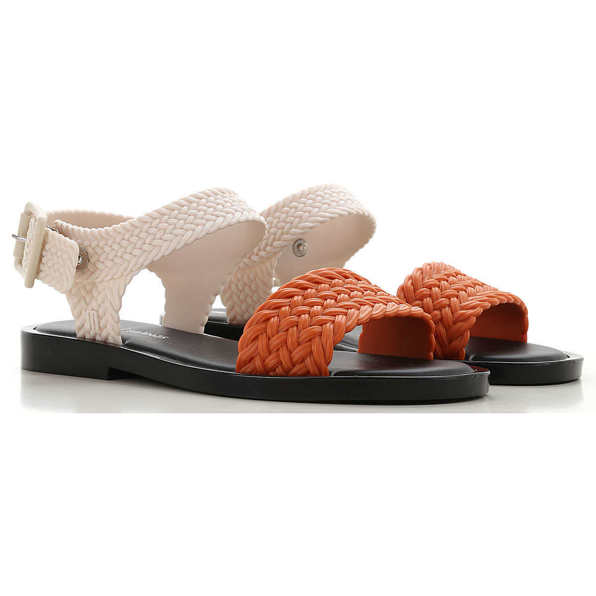 Melissa Sandals for Women On Sale USA 6 - EUR 37 USA 7 - EUR 38 USA 8 - EUR 39 USA 9 - EUR 40 USA 10 - EUR 41/4 Melissa + Salinas UK - GOOFASH