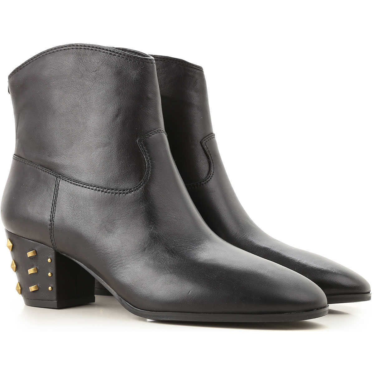 Michael Kors Boots for Women 3.5 4.5 Booties On Sale in Outlet UK - GOOFASH