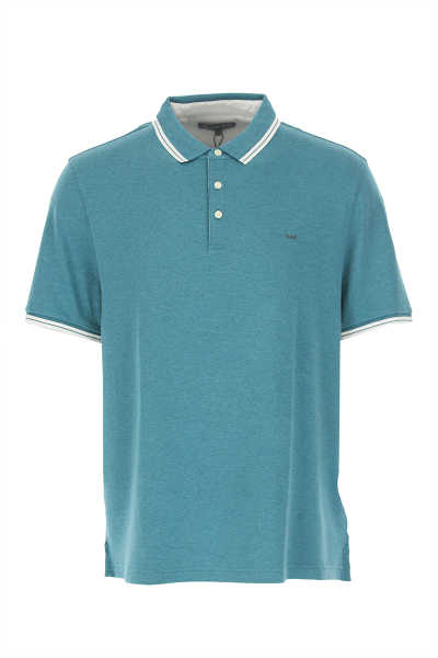 Michael Kors Polo Shirt for Men On Sale in Outlet Lagoon - GOOFASH