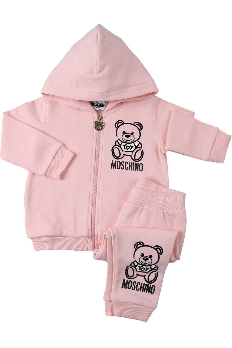 Moschino Suits Light Pink - GOOFASH - Womens SUITS