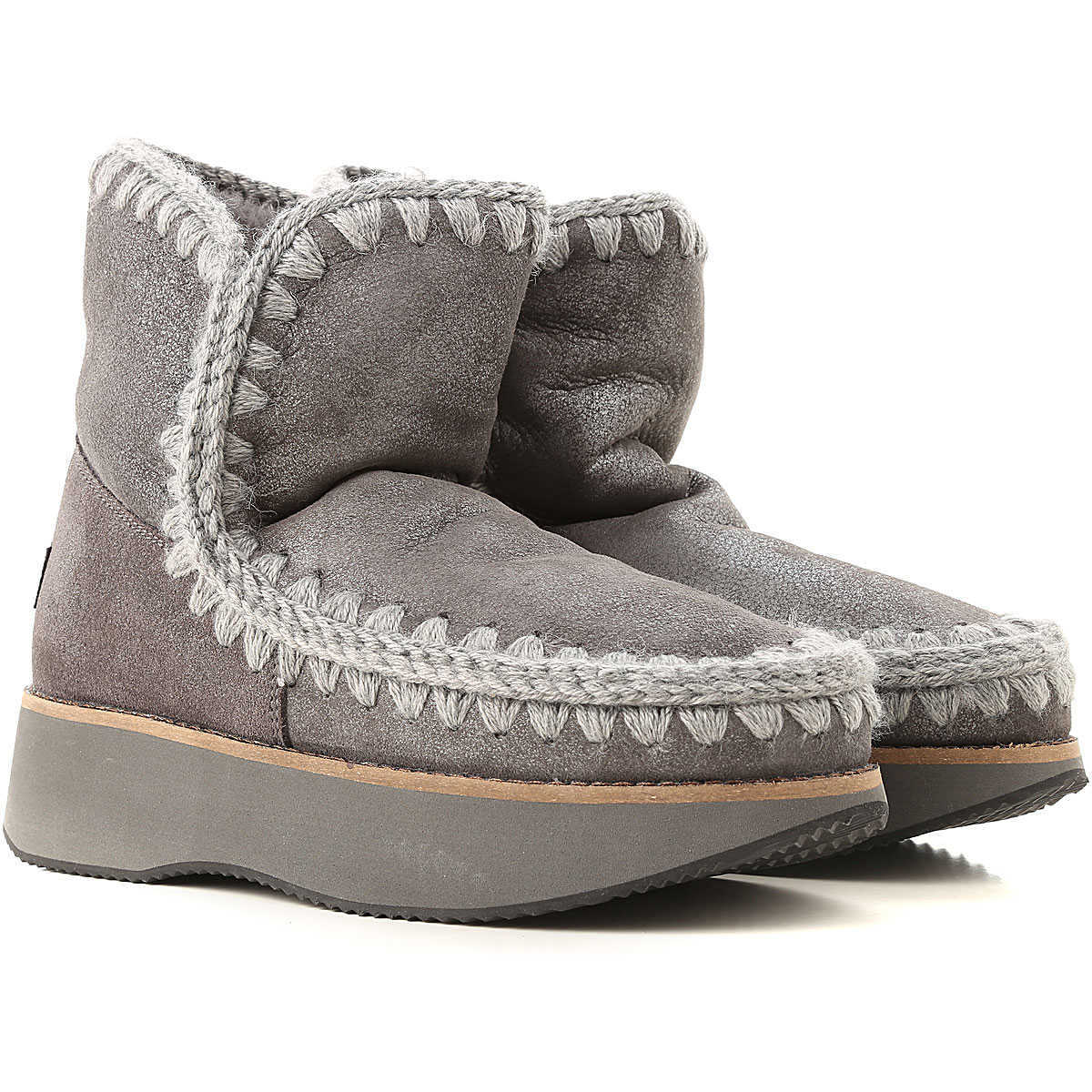 Mou Boots for Women EUR 38 - UK 5 - USA 7.5 EUR 40 - UK 7 - USA 9.5 Booties On Sale UK - GOOFASH