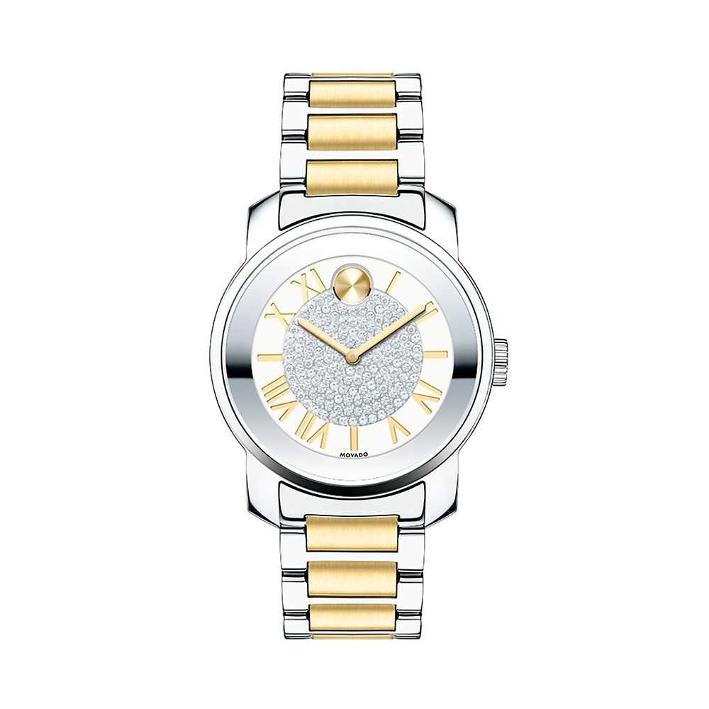 Movado® Bold® Luxe Ladies' Watch - Movado Bold USA - GOOFASH - Womens WATCHES