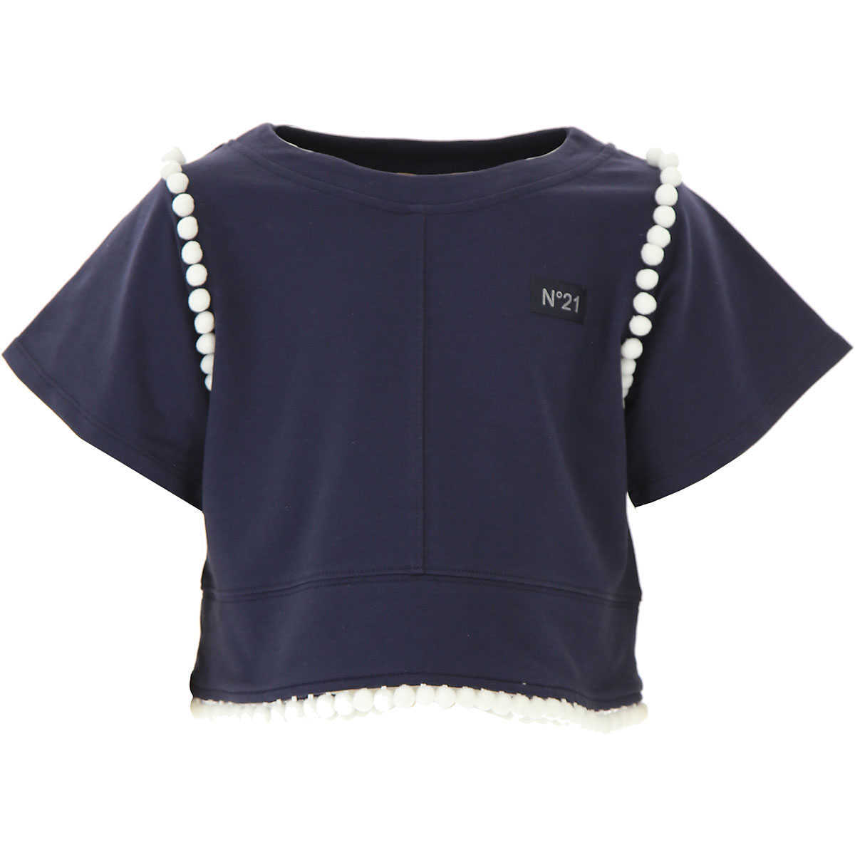 NO 21 Tops On Sale in Outlet Blue UK - GOOFASH - Womens TOPS