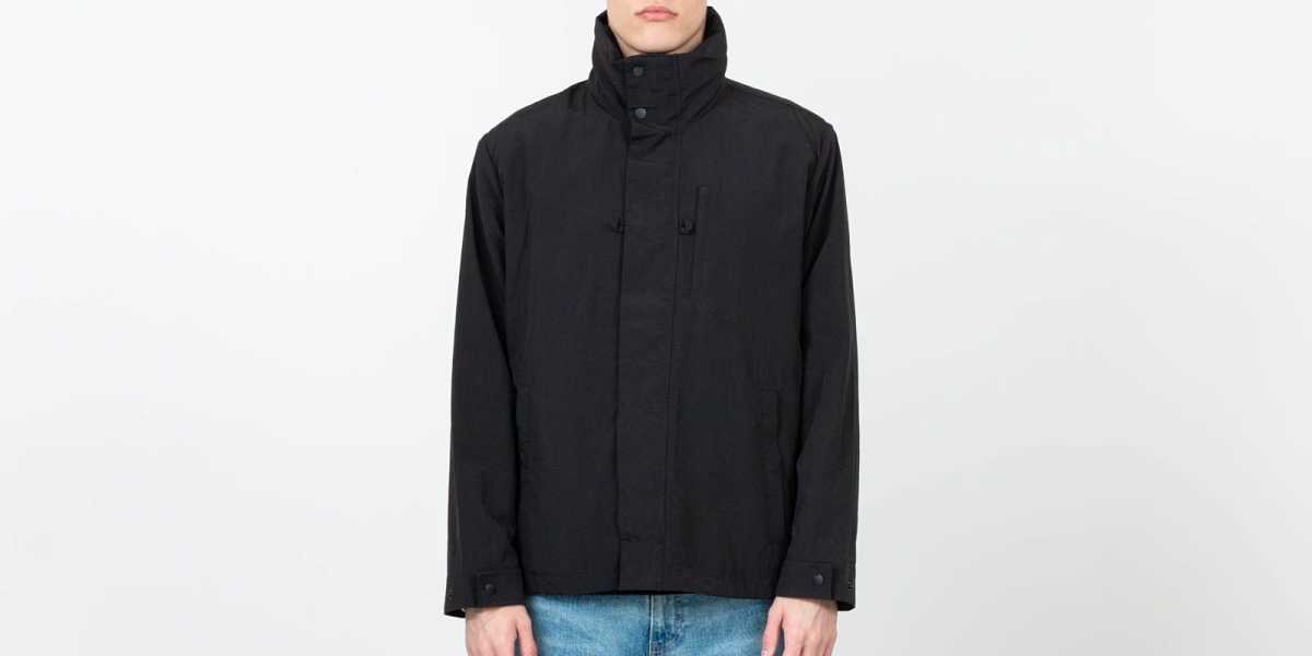 Norse Projects Ystd Spring Parka Black HU - GOOFASH - Mens JEWELRY