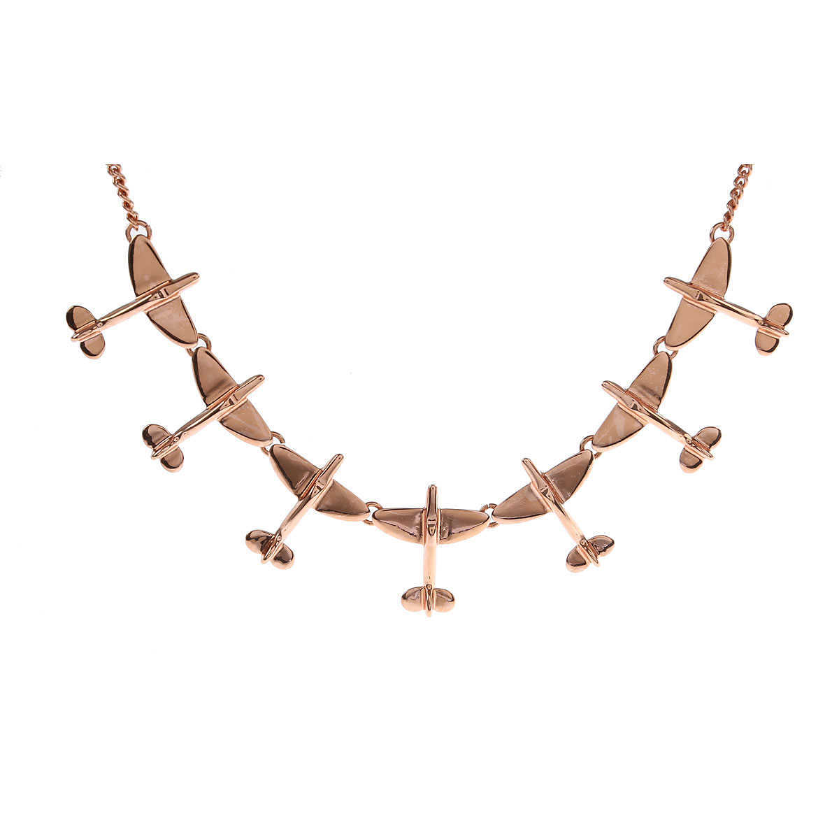 Paul Smith Necklaces On Sale Rose Gold - GOOFASH