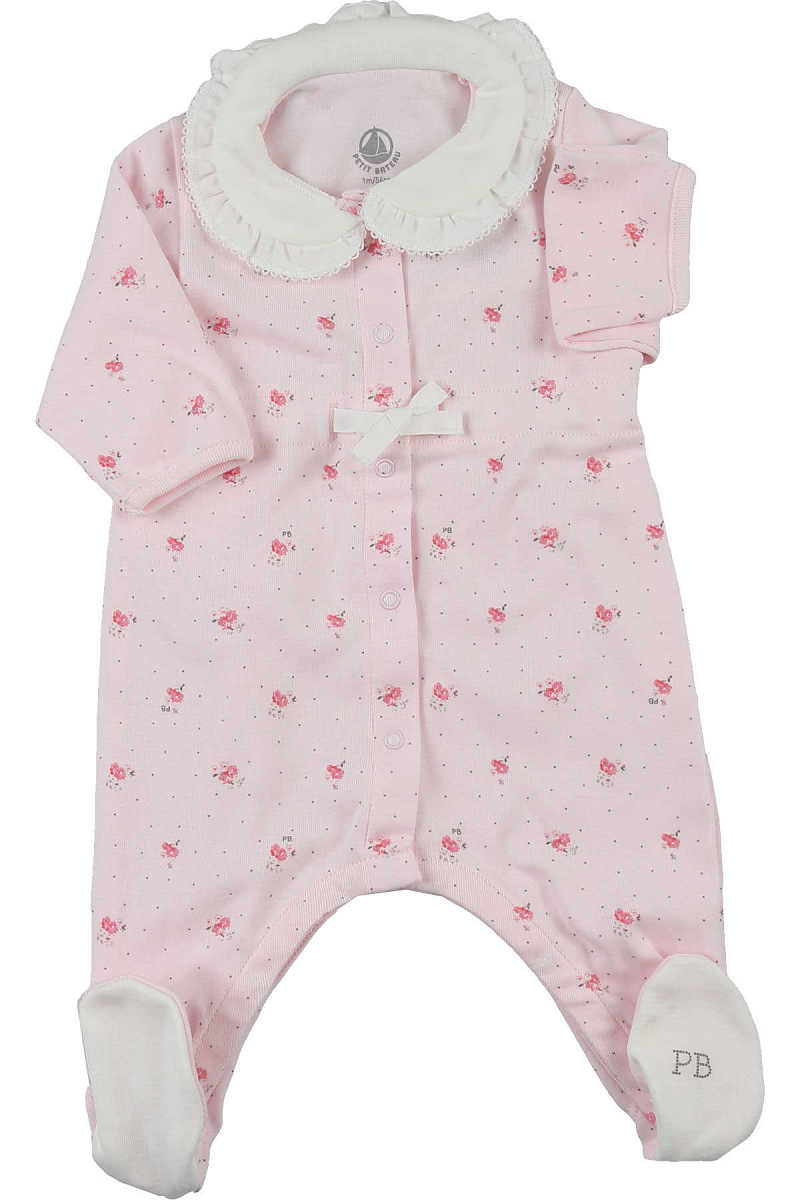 Petit Bateau Baby Bodysuits & Onesies for Girls On Sale pin UK - GOOFASH - Womens SUITS