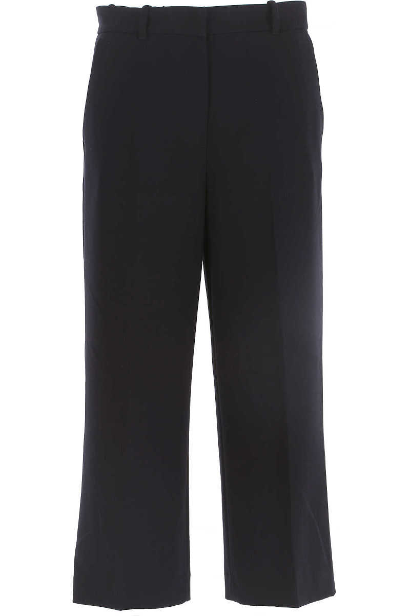 Pinko Pants for Women On Sale in Outlet Ink Blue - GOOFASH