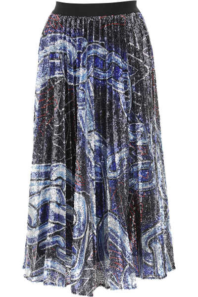 Pinko Skirt for Women Multicolor - GOOFASH