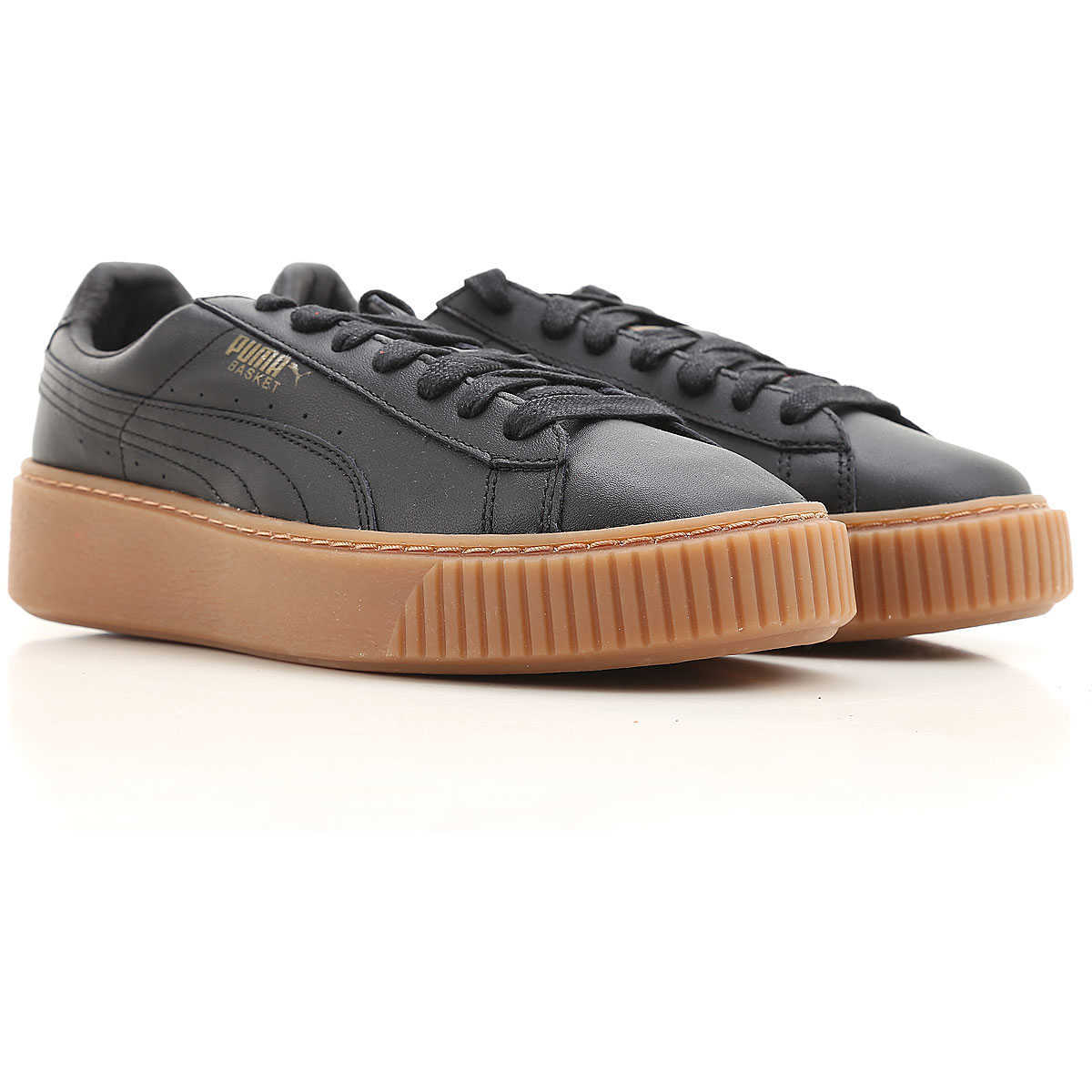 Puma Sneakers for Women On Sale in Outlet Black UK - GOOFASH