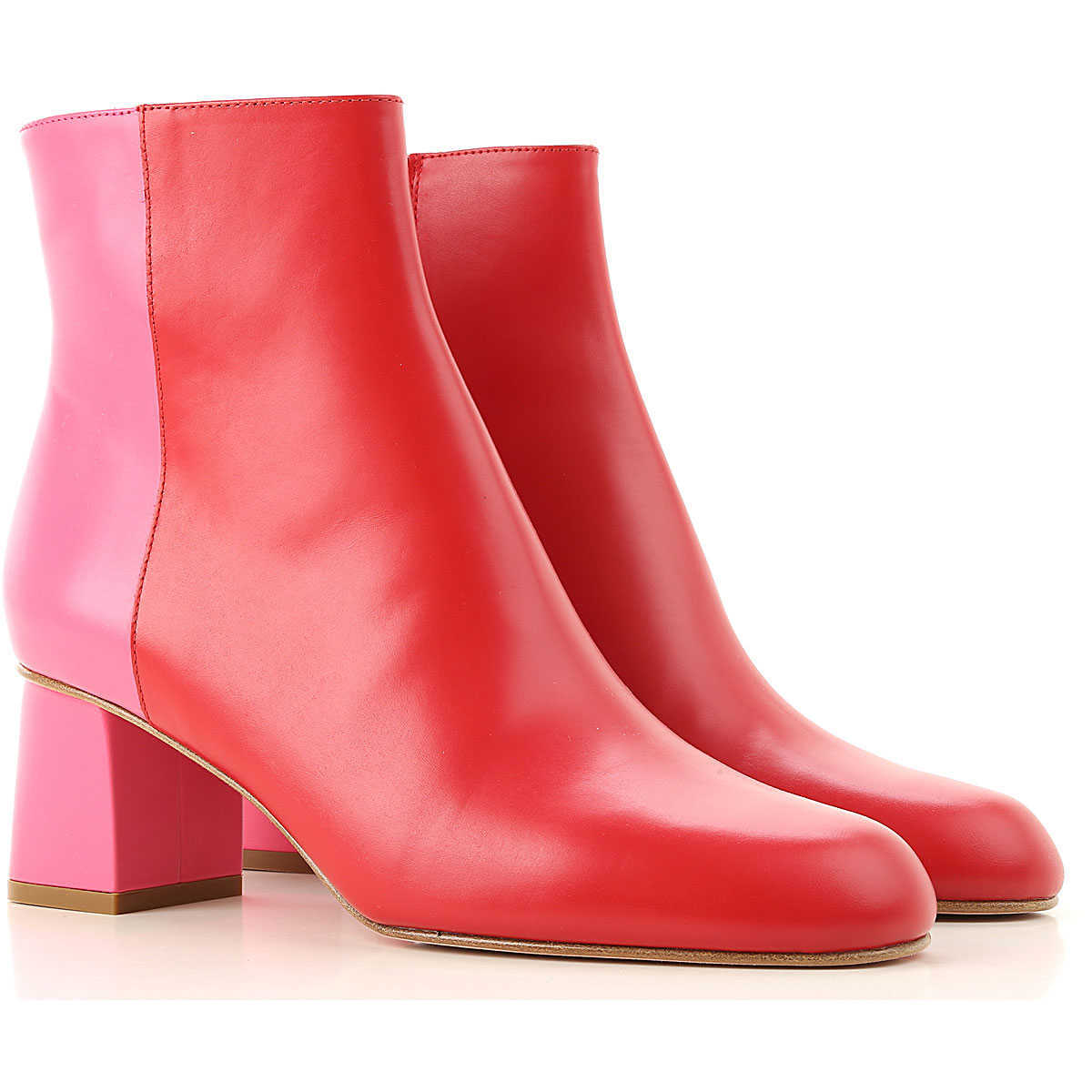 RED Valentino Boots for Women 3.5 4.5 5.5 6.5 8.5 Booties UK - GOOFASH