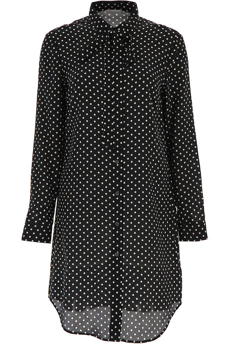 RED Valentino Shirt for Women On Sale in Outlet Black - GOOFASH