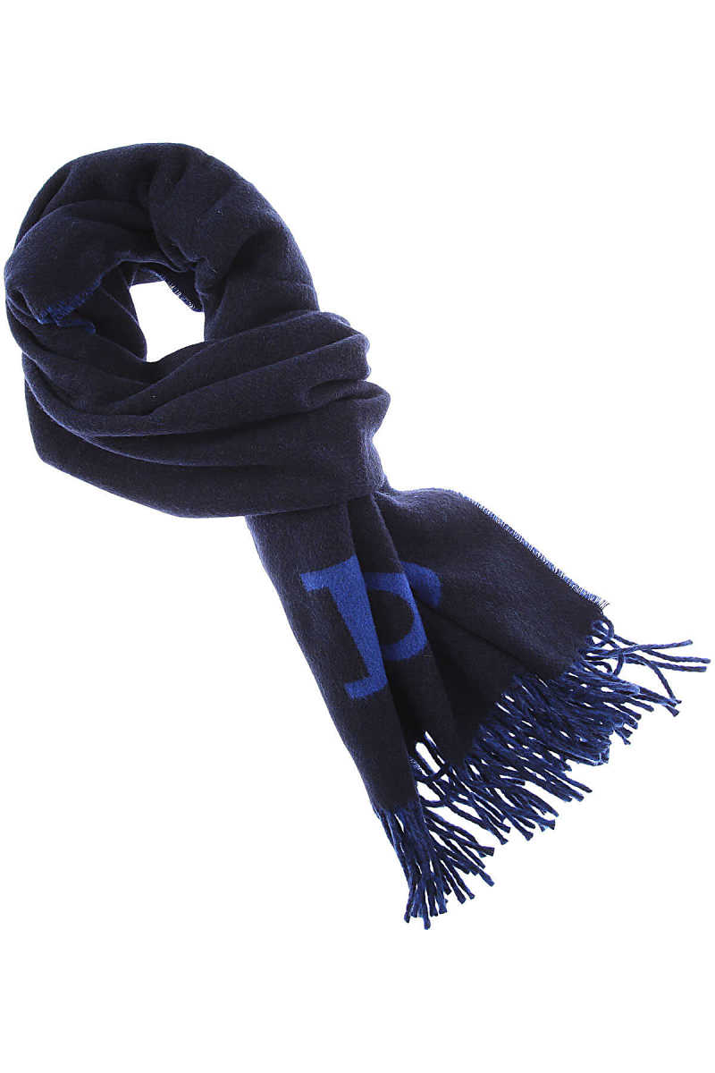 Ralph Lauren Scarf for Men Blue UK - GOOFASH - Mens SCARFS