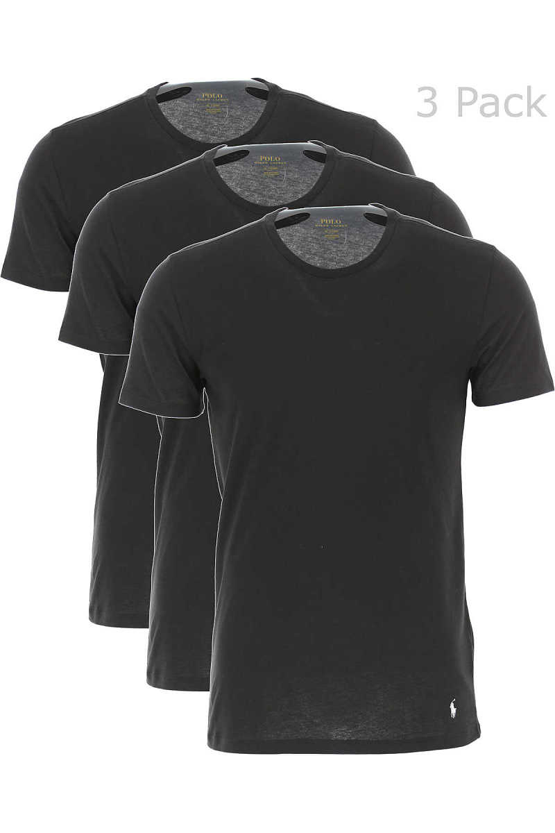 Ralph Lauren T-Shirt for Men On Sale L XL 3 Pack UK - GOOFASH - Mens T-SHIRTS