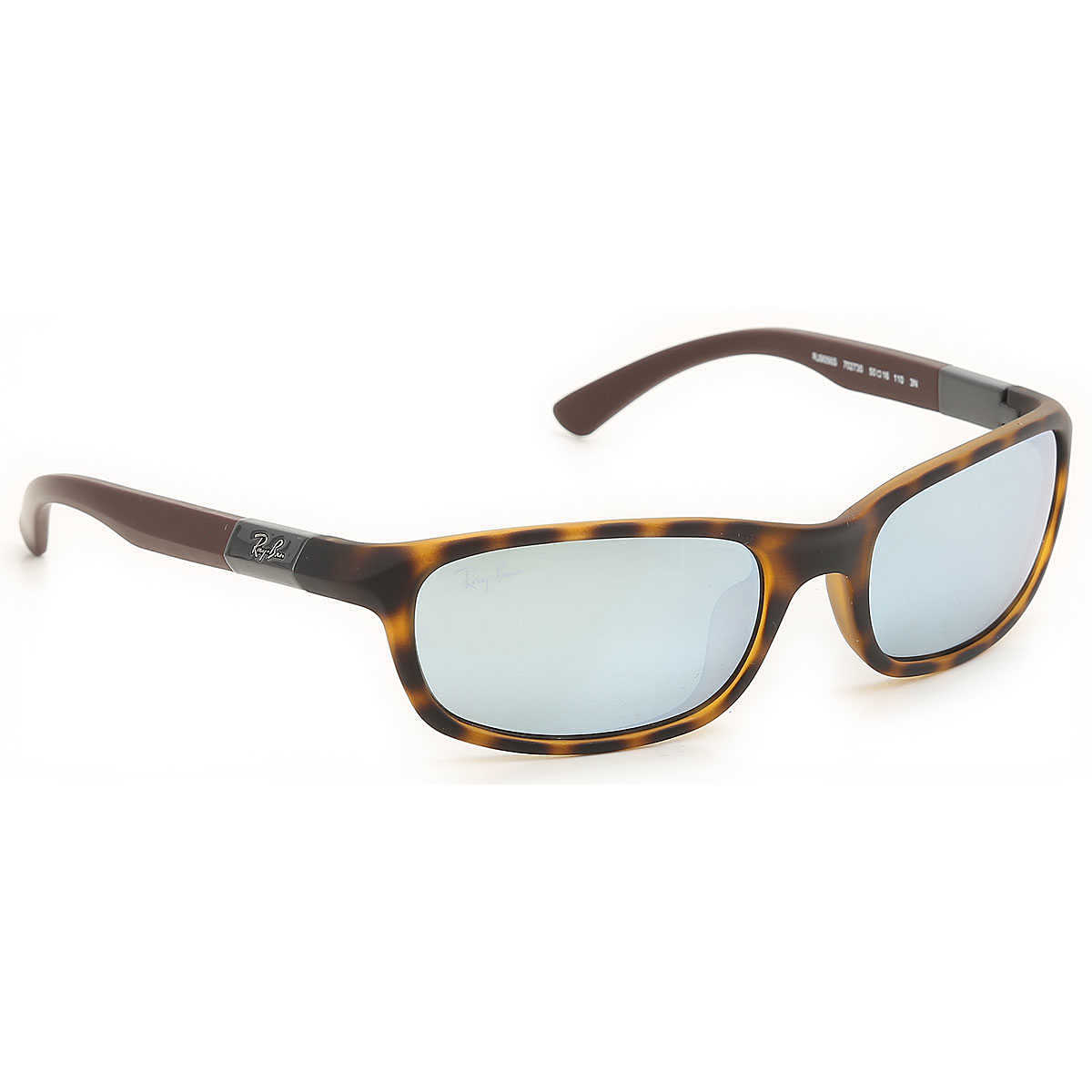 Ray Ban Junior Kids Sunglasses for Boys On Sale Matt Havana UK - GOOFASH - Mens SUNGLASSES