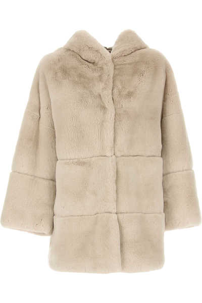 S.W.O.R.D Women's Coat cappuccino UK - GOOFASH - Womens COATS