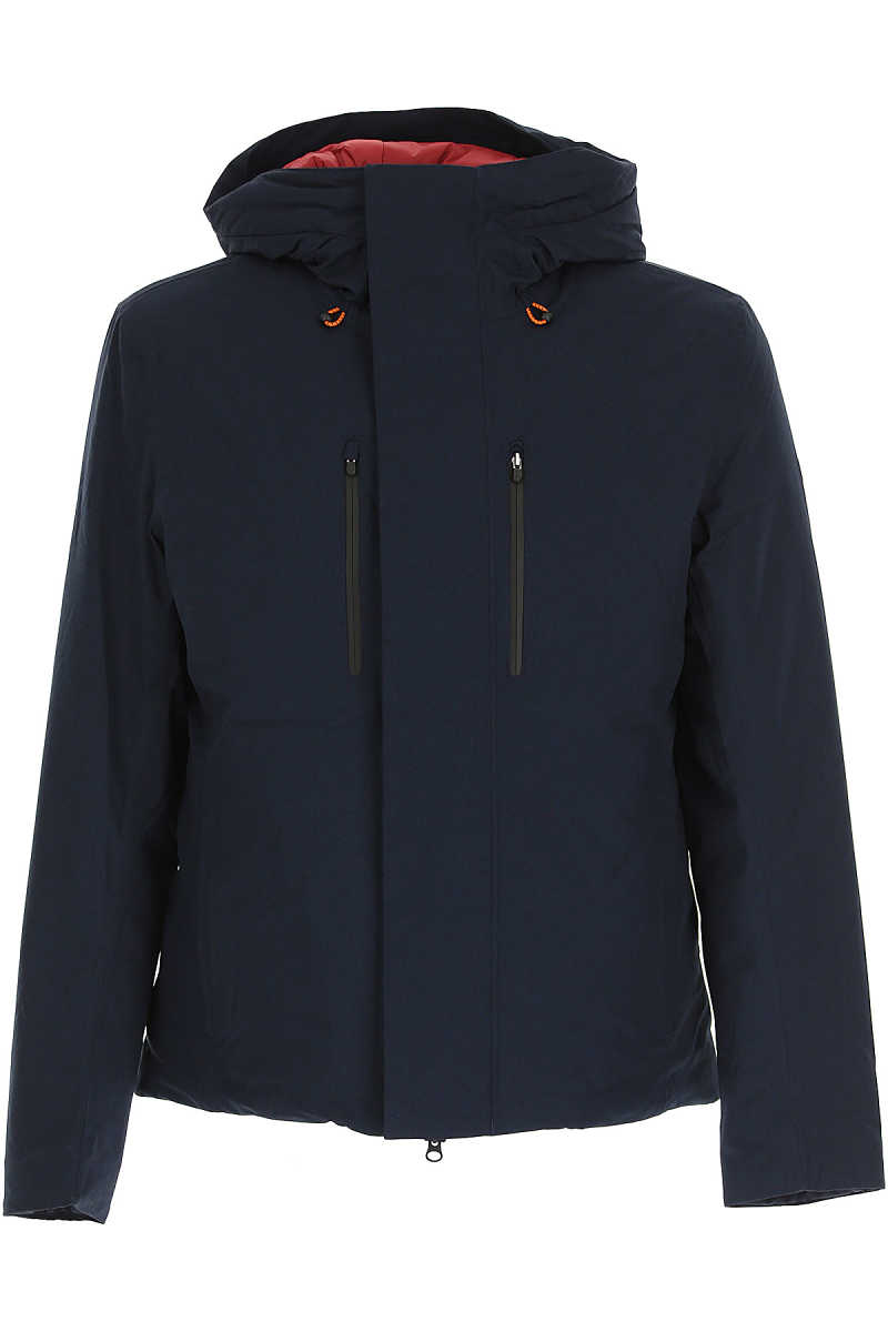Save the Duck Jacket for Men Midnight Blue - GOOFASH