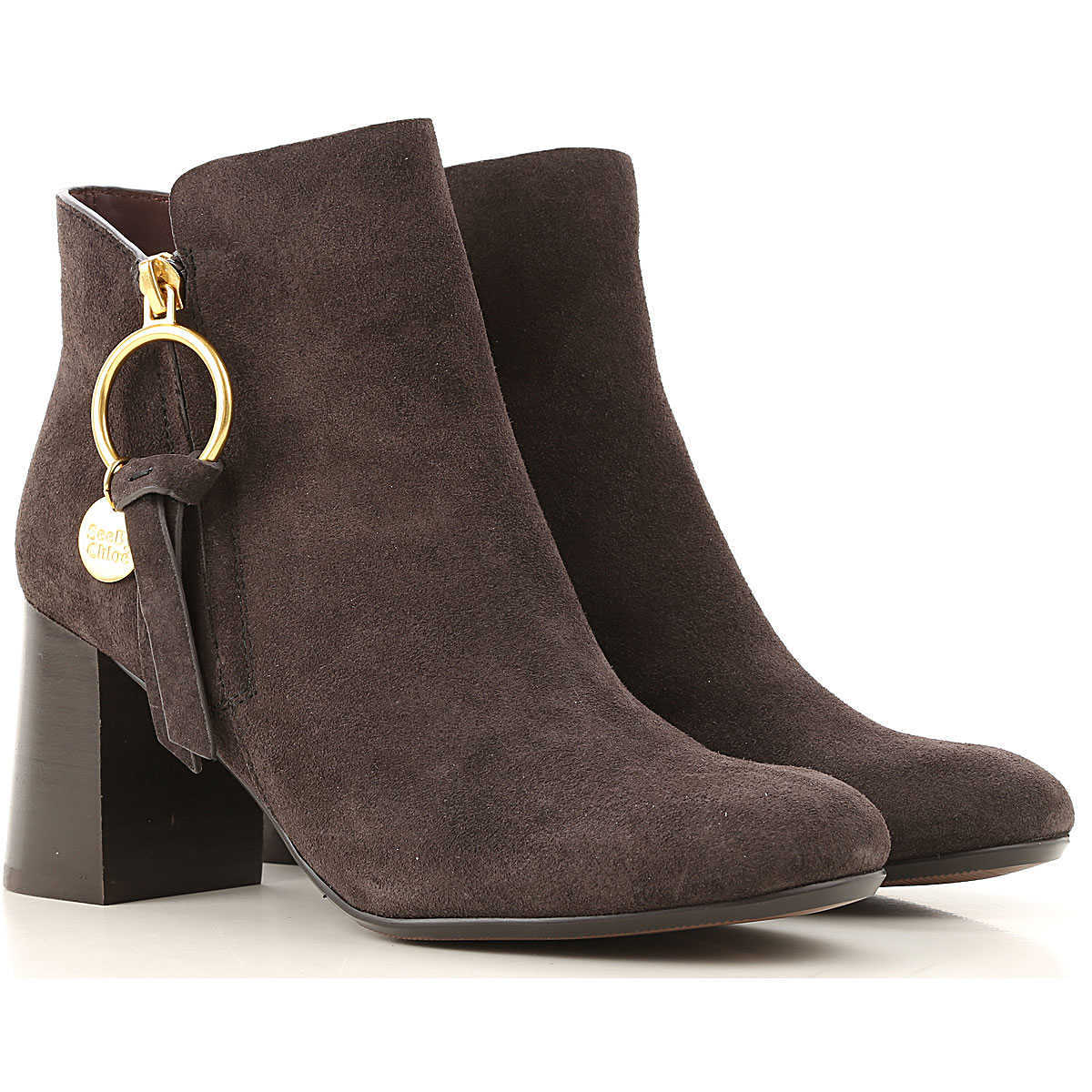 See By Chloe Boots for Women 4.5 5.5 6 6.5 7.5 8.5 Booties UK - GOOFASH