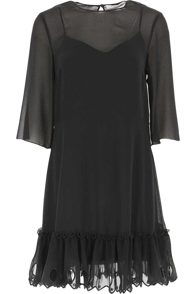 See By Chloe Dress for Women 10 12 8 Evening Cocktail Party UK - GOOFASH - Womens DRESSES