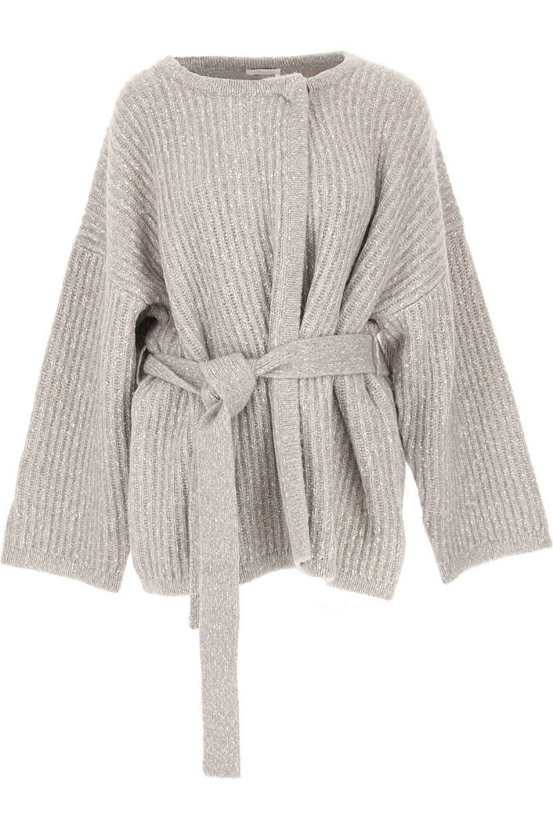 See By Chloe Jacket for Women Grey - GOOFASH