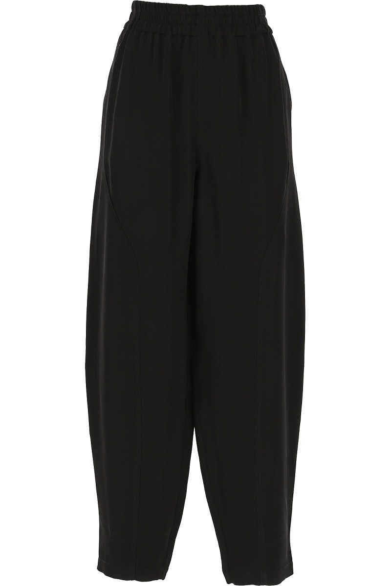 See By Chloe Pants for Women Black UK - GOOFASH - Womens TROUSERS
