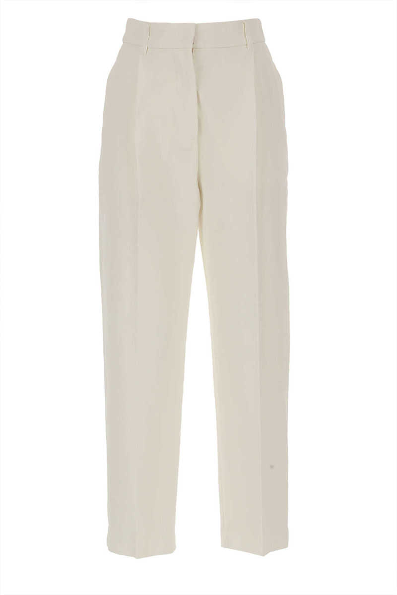 See By Chloe Pants for Women On Sale White - GOOFASH