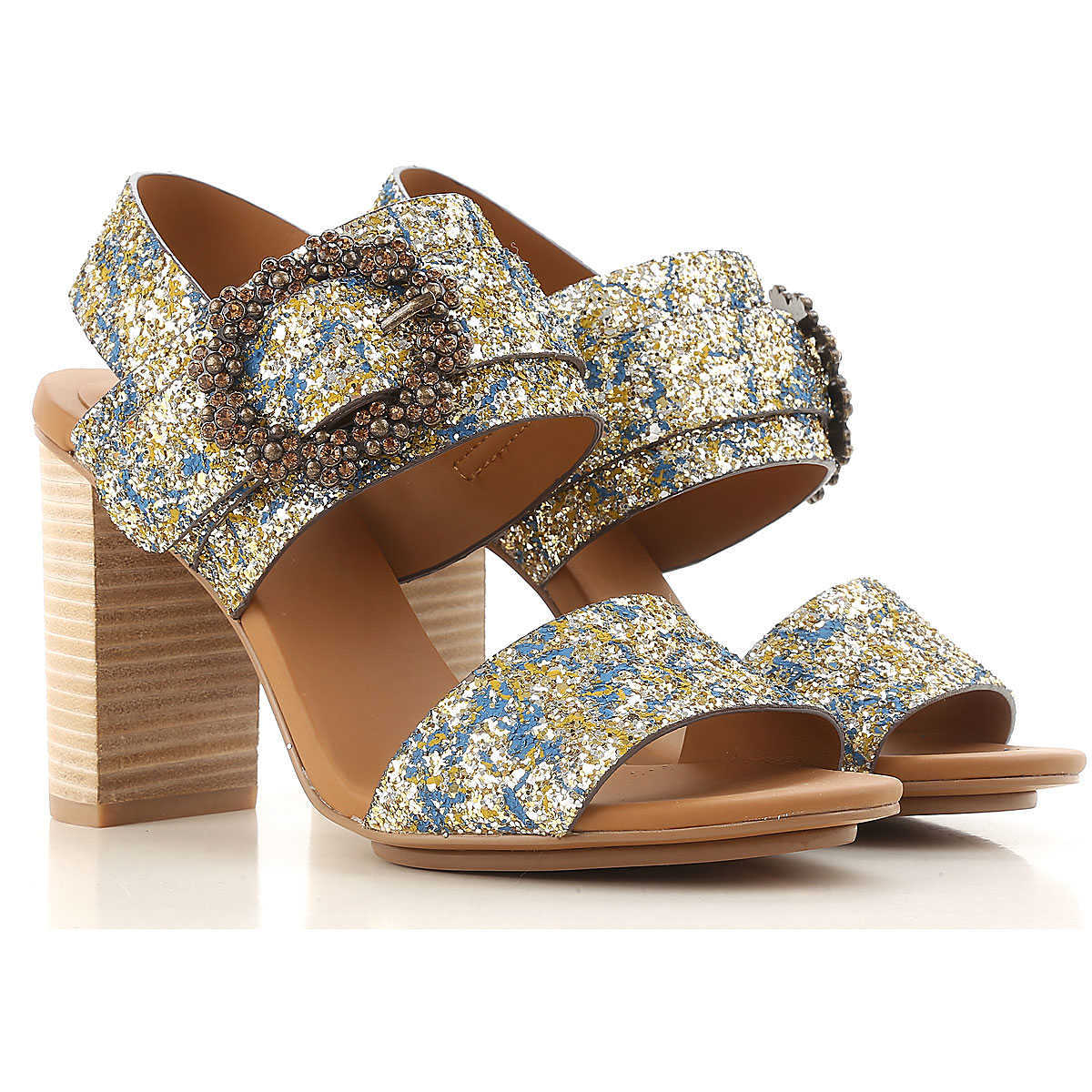 See By Chloe Sandals for Women On Sale in Outlet Multicolor UK - GOOFASH