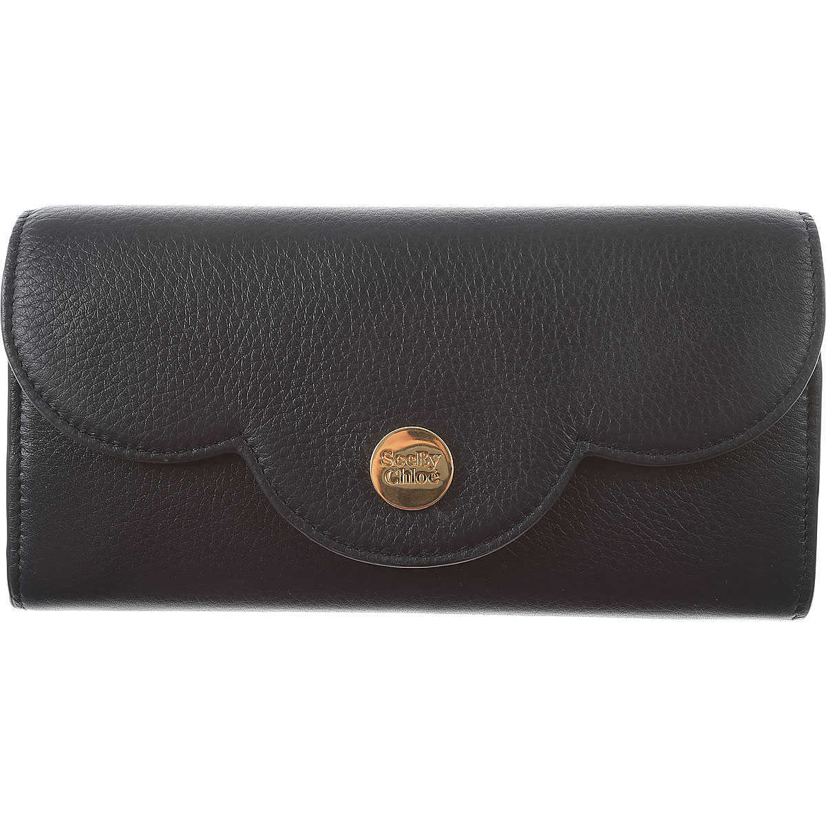 See By Chloe Wallet for Women Midnight UK - GOOFASH