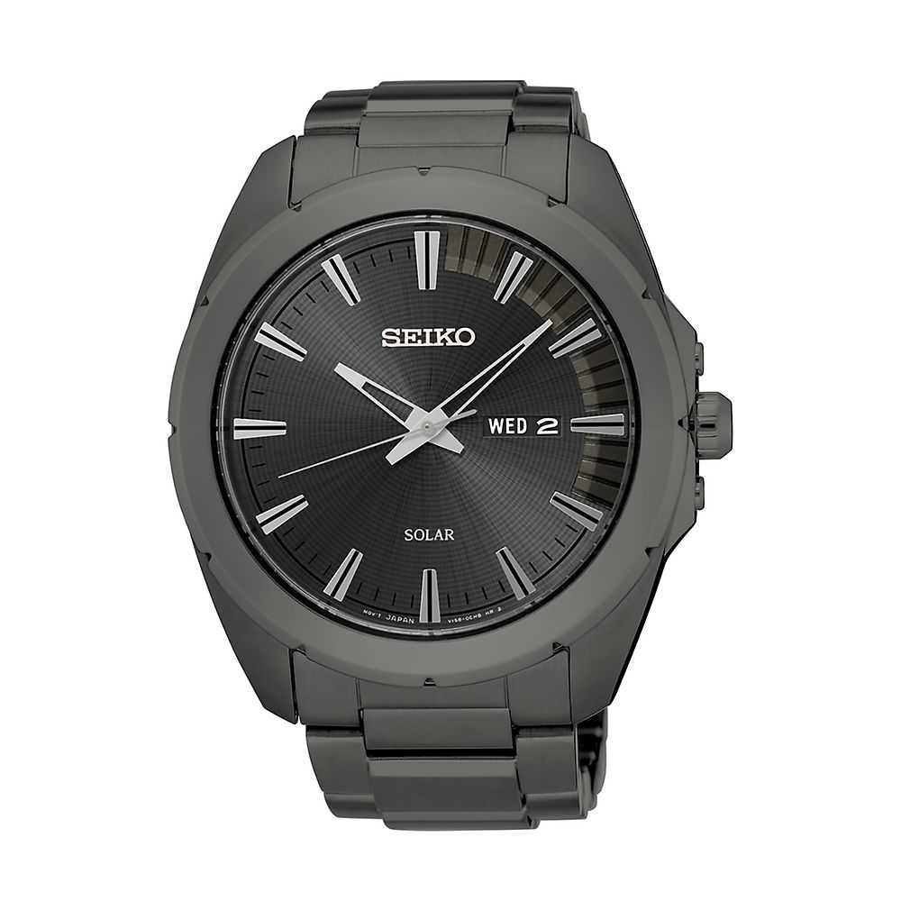 Seiko® Recraft Men's Watch - Seiko USA - GOOFASH - Mens WATCHES
