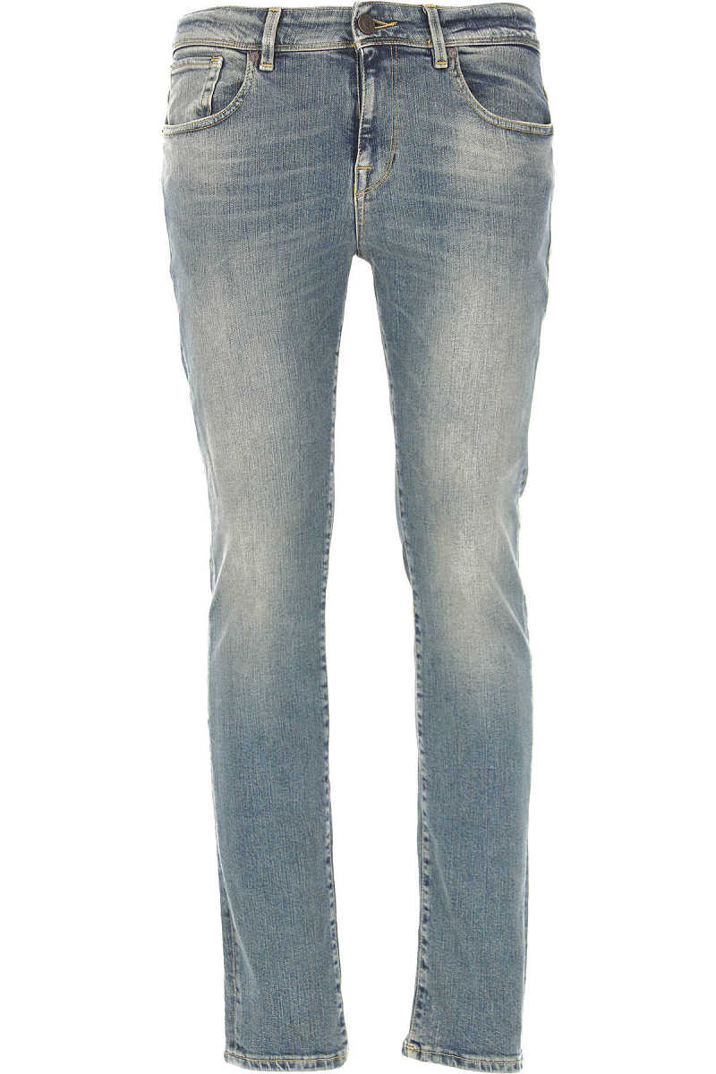 Selected Jeans On Sale Light Blue - GOOFASH