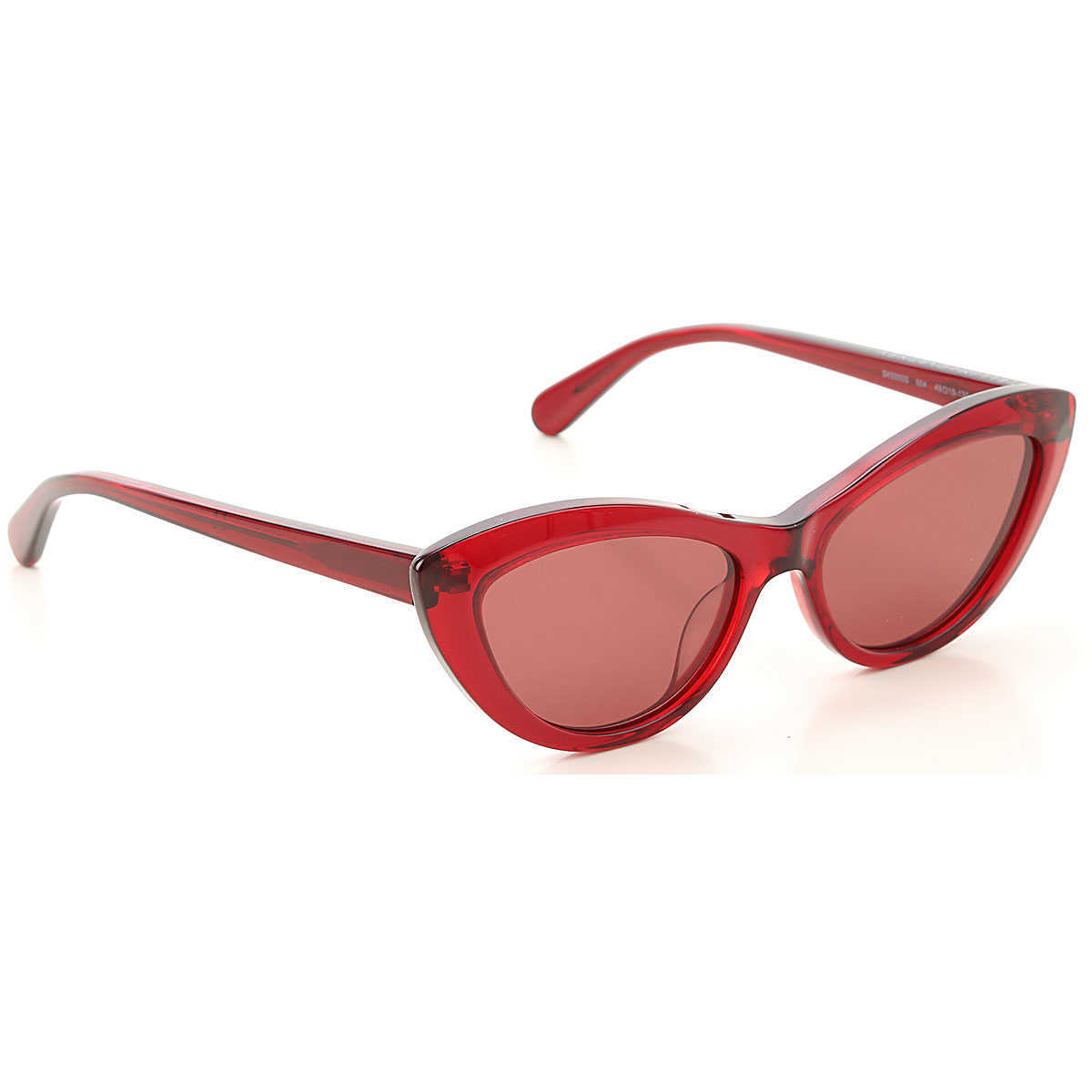 Stella McCartney Kids Sunglasses for Girls On Sale Burgundy UK - GOOFASH - Womens SUNGLASSES