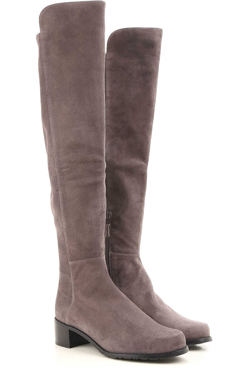 Stuart Weitzman Boots for Women 3.5 4.5 5.5 6 Booties On Sale in Outlet UK - GOOFASH