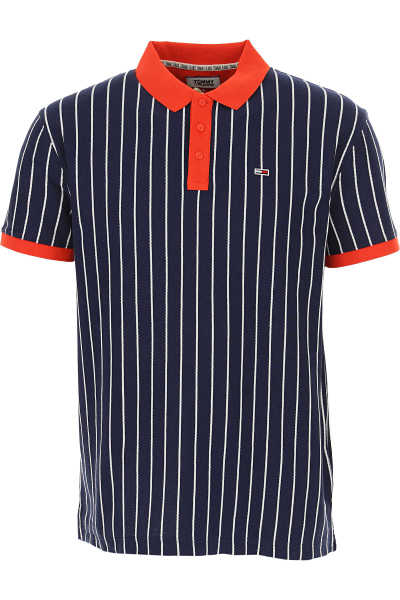 Tommy Hilfiger Polo Shirt for Men Midnight Blue UK - GOOFASH - Mens POLOSHIRTS