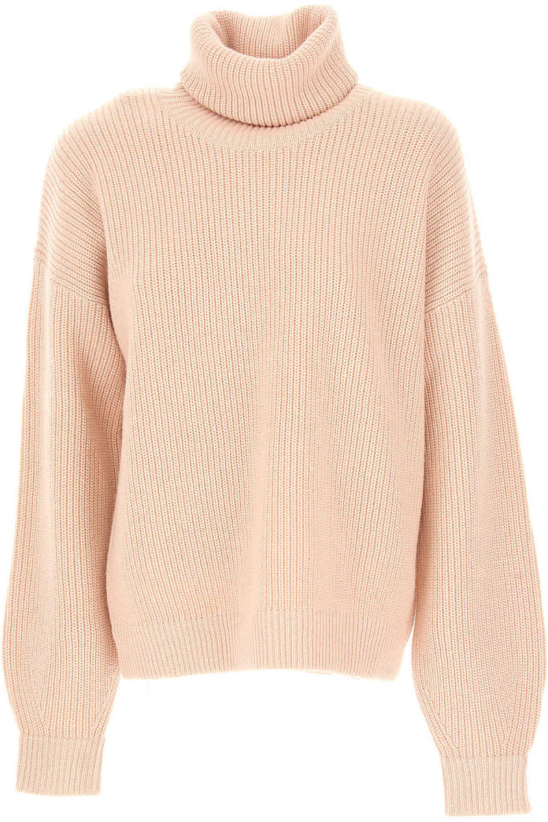 Tory Burch Sweater for Women Jumper On Sale Pink - GOOFASH
