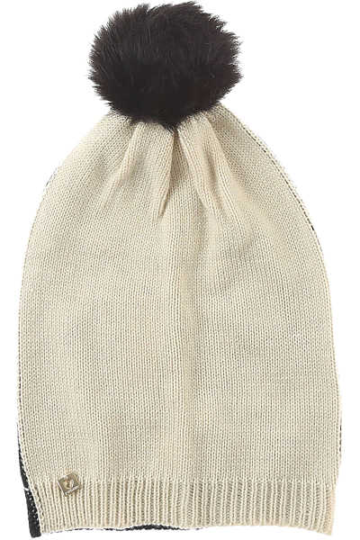 Twin Set by Simona Barbieri Hat for Women On Sale Black UK - GOOFASH