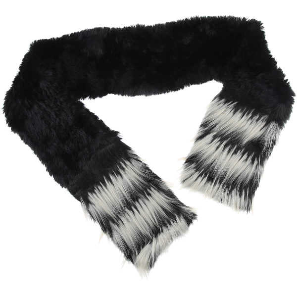 Twin Set by Simona Barbieri Scarf for Women Black UK - GOOFASH