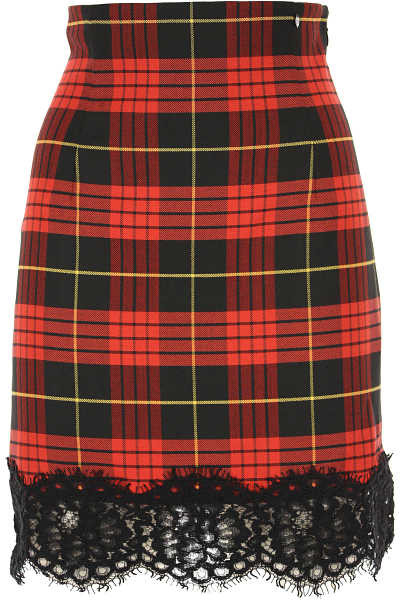 Twin Set by Simona Barbieri Skirt for Women Red - GOOFASH