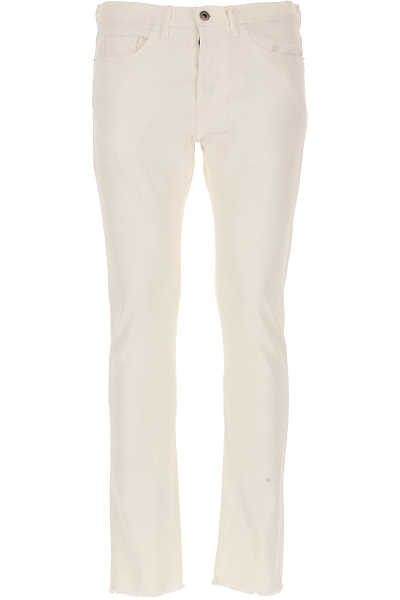 Valentino Jeans On Sale in Outlet White UK - GOOFASH - Mens JEANS