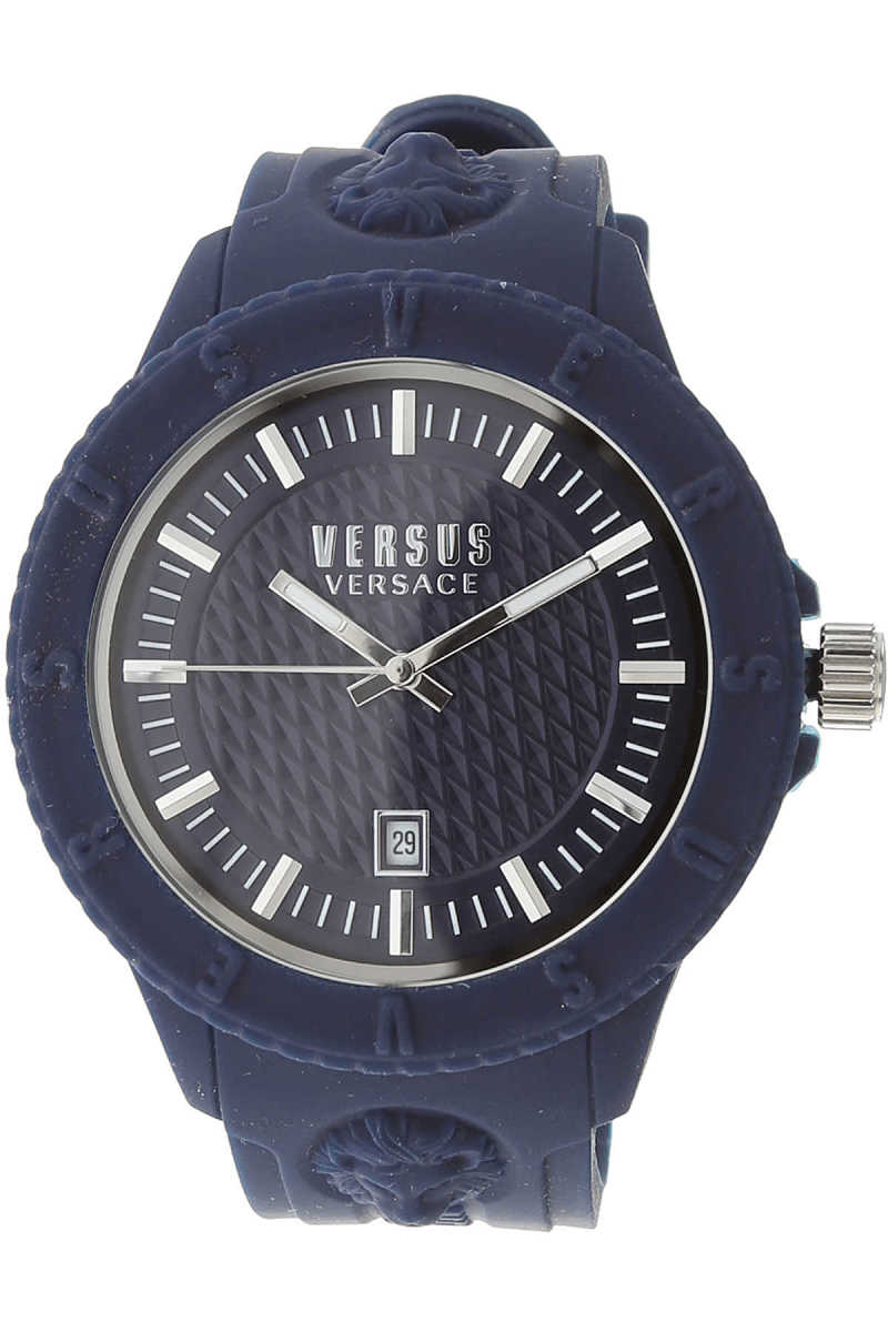 Versace Watch for Women On Sale Blue UK - GOOFASH - Womens WATCHES