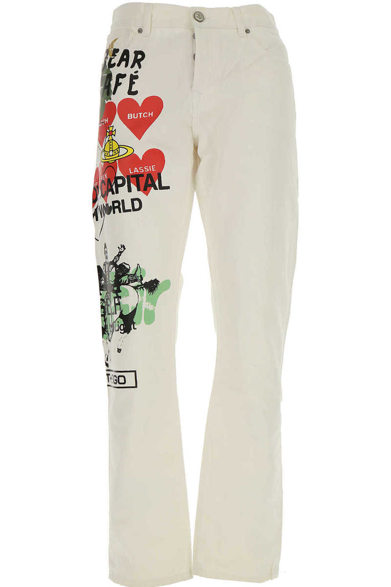 Vivienne Westwood Jeans On Sale in Outlet Anglomania - GOOFASH