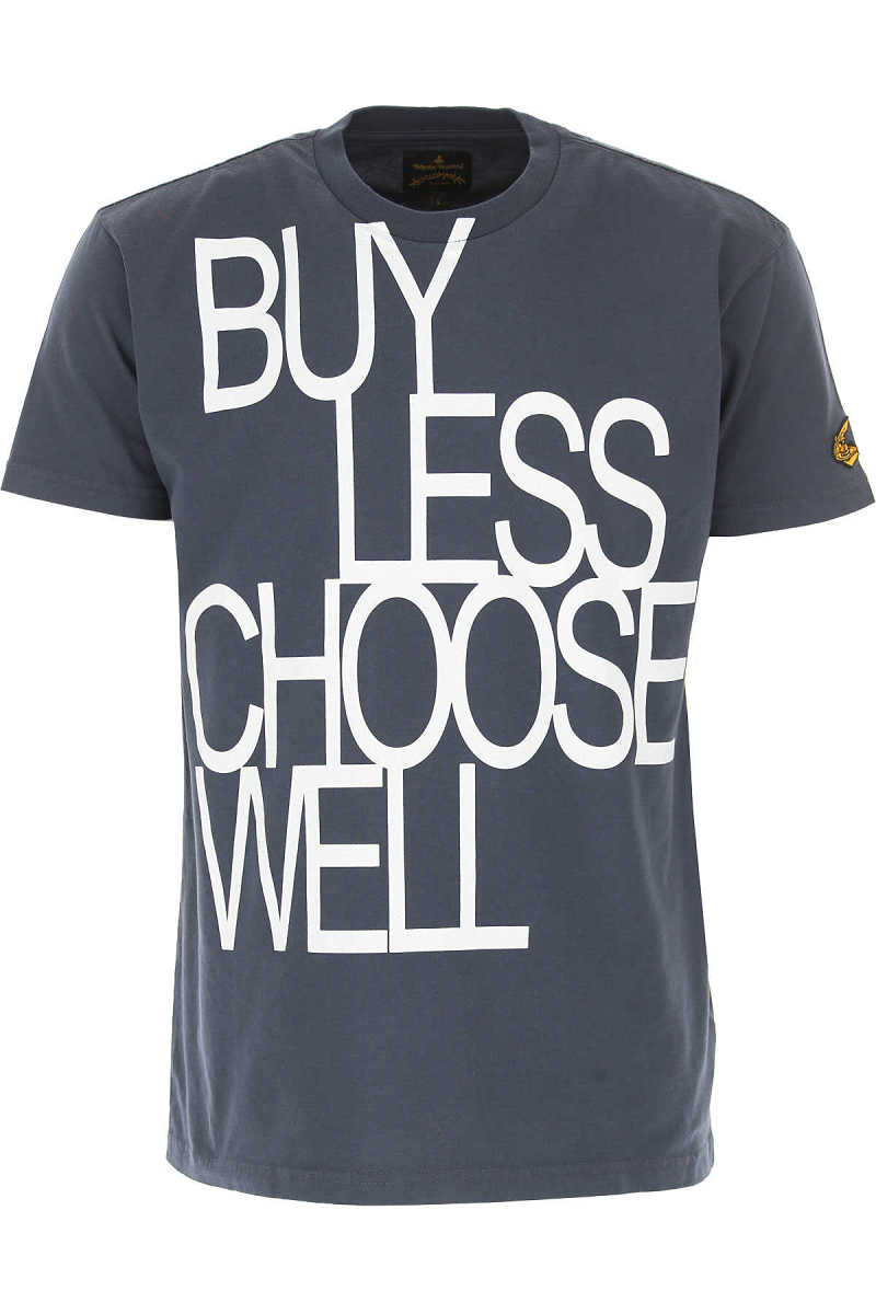 Vivienne Westwood T-Shirt for Men On Sale S XS XXL Anglomania UK - GOOFASH - Mens T-SHIRTS