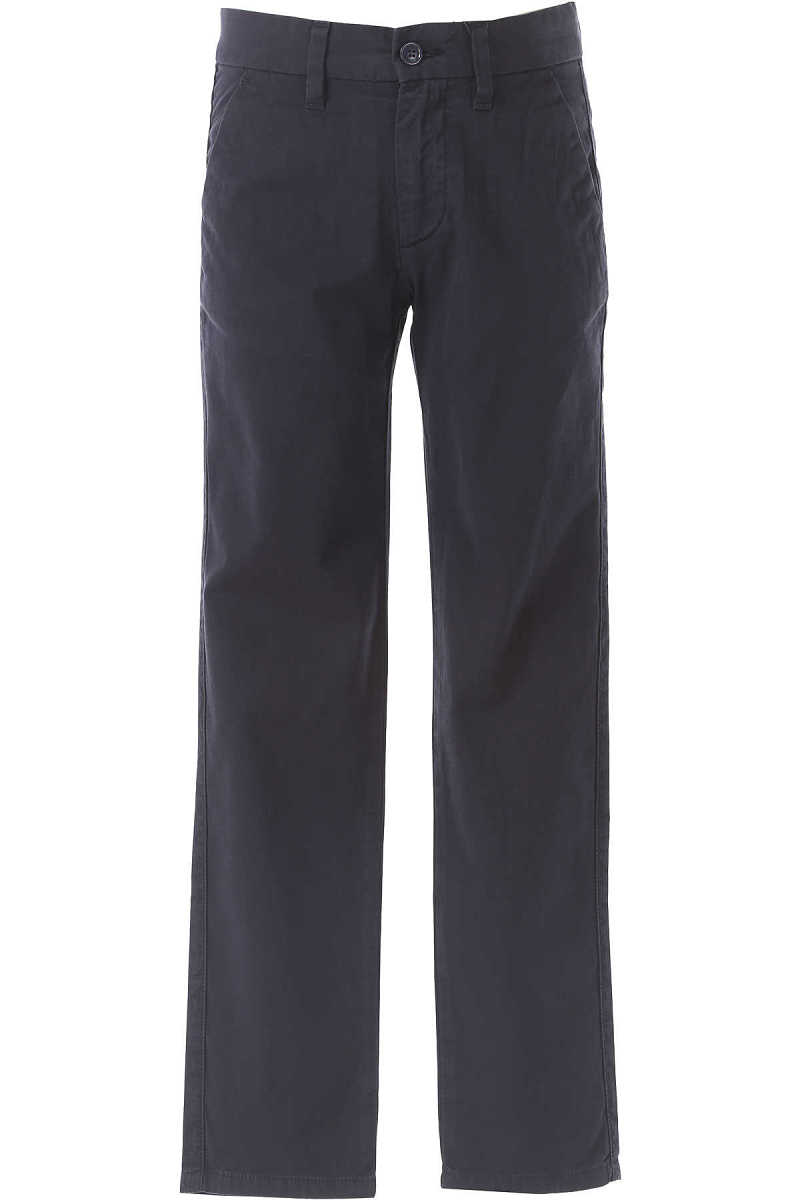 Woolrich Kids Pants for Boys On Sale in Outlet navy UK - GOOFASH - Mens TROUSERS