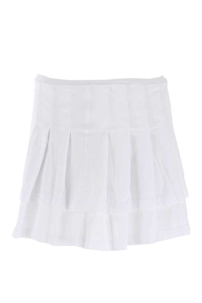 Woolrich Kids Skirts for Girls On Sale in Outlet White UK - GOOFASH - Womens SKIRTS