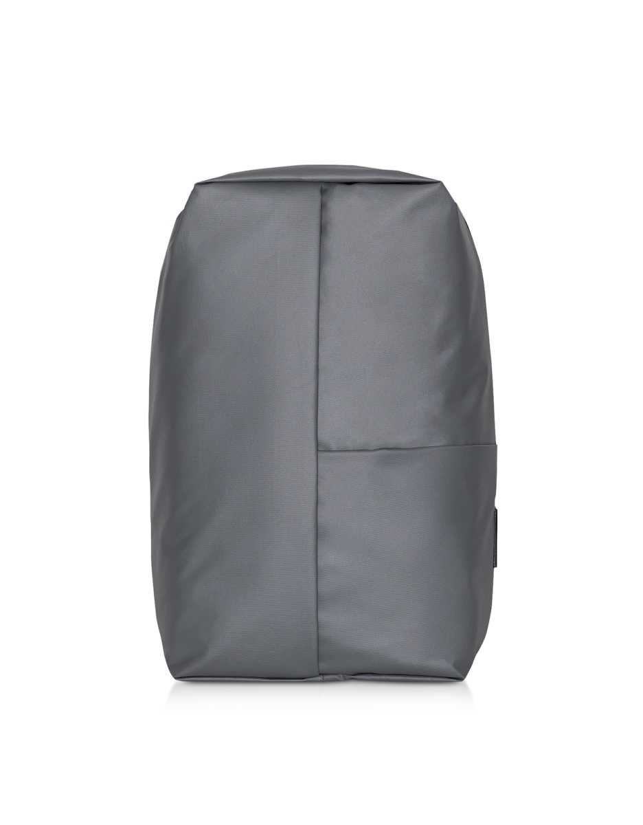 Côte&Ciel  Men's Bags Clay Grey Sormonne Backpack Gray USA - GOOFASH - Mens BAGS