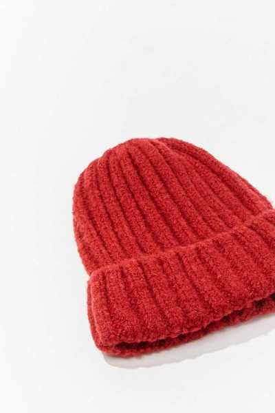 Forever 21 Brushed Ribbed Knit Beanie
