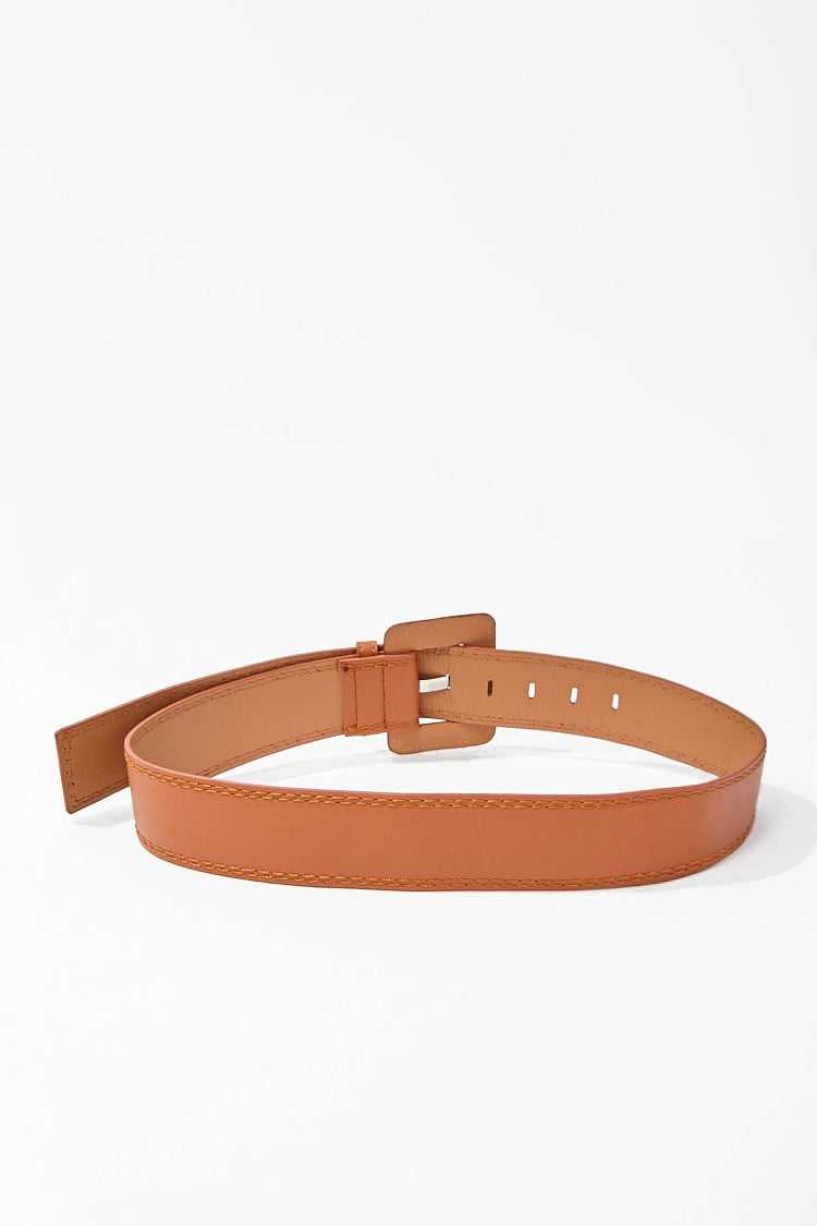 Forever 21 Faux Leather Waist Belt