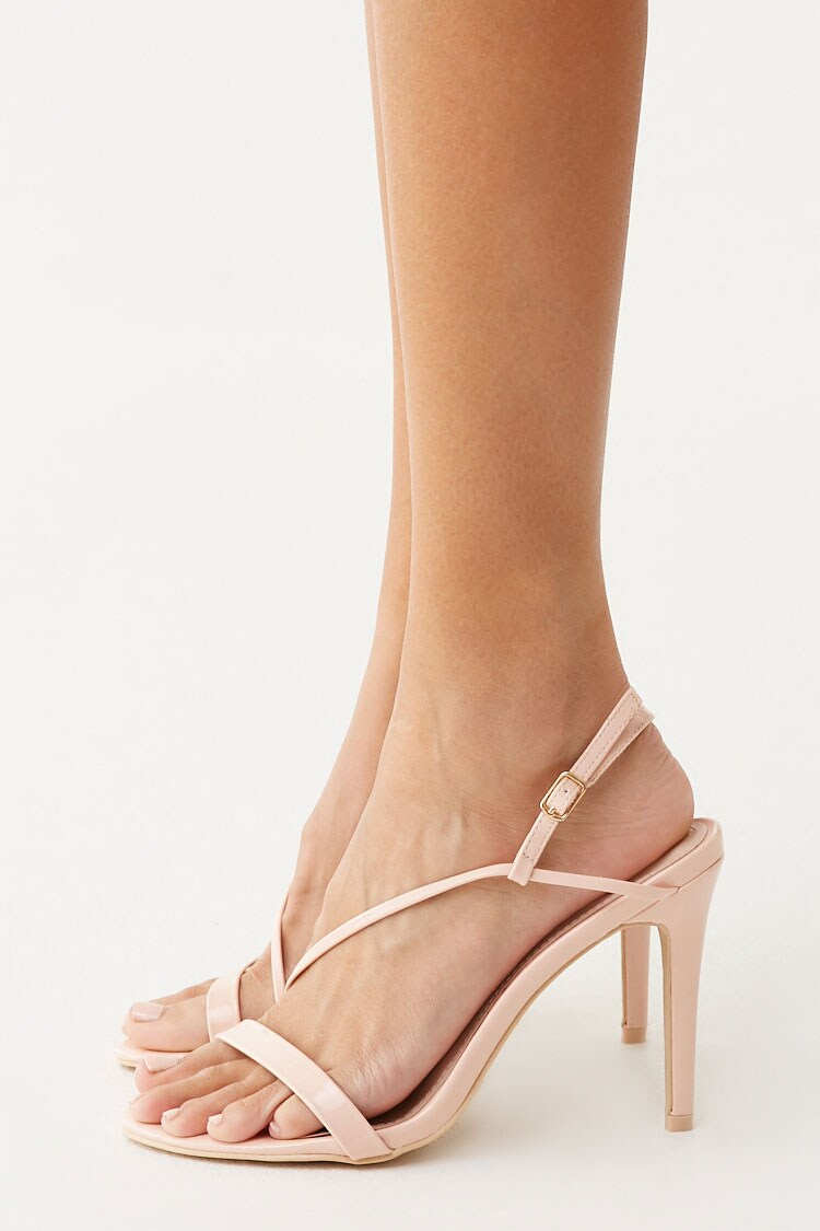 Forever 21 Faux Patent Leather Heels