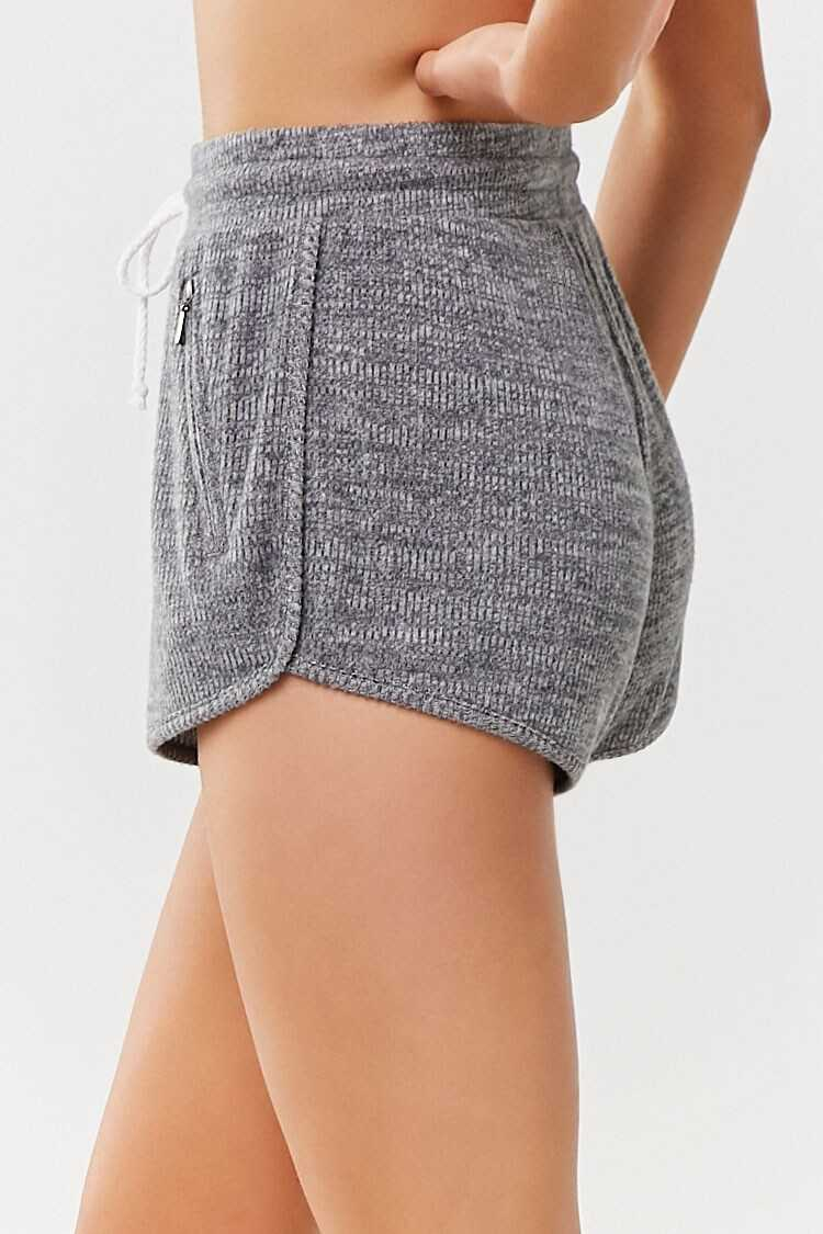 Forever 21 French Terry Lounge Shorts